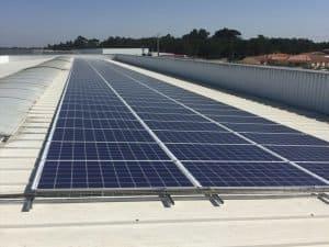 Tejado Placa Solar