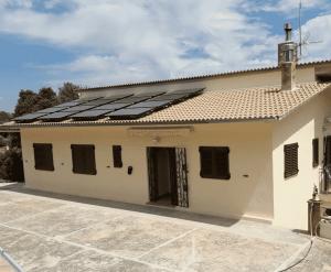 Proyecto fotovoltaica aislada 5kW