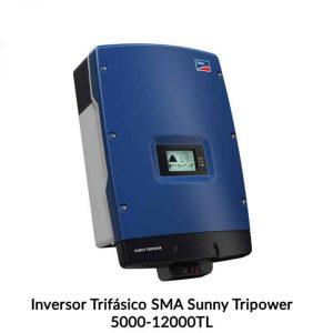 Inversor Trifasico SMA Sunny Tripower 5000-12000-TL