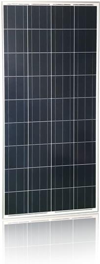 Placa solar 12V y 150W FU150P para instalaciones fotovoltaicas