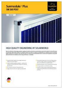 thumbnail of SolarWorld-SW260Poly-5bb_EN