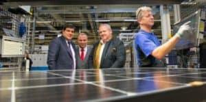 SolarWorld Inosolar 60MW suministro paneles solares