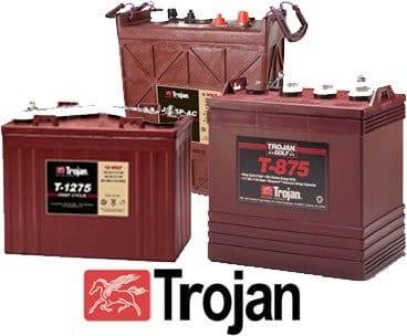 Baterías solares Trojan