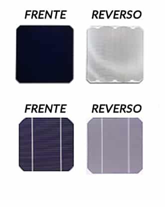 célula sunpower versus convencional