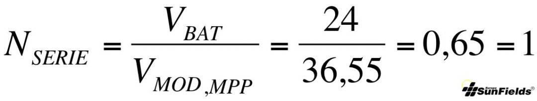 ecuacion_calculo_numero_paneles_serie_fotovoltaica_autonoma