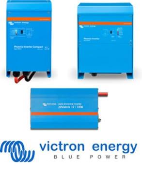 Inversores solares de aislada Victron