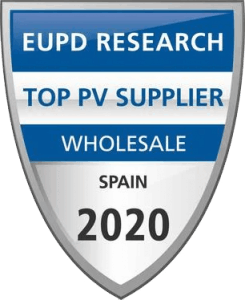 Sello EUPD Top Supplier 2020
