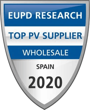 Sello EUPD Top Supplier 2020
