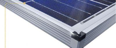 Separación marco-células SolarWorld