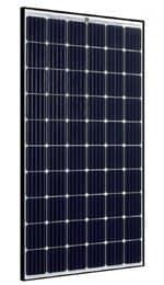 Panel solar de 300W Mono PERC Solarworld