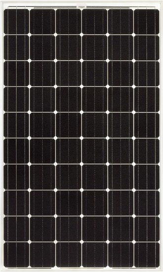 Panel solar sharp nu-rc300 Monocristalino