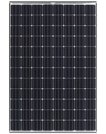 Placa fotovoltaica panasonic HIT330 con 19% eficiencia