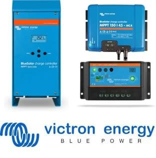 regulador solar de carga Victron
