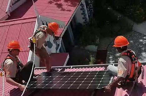 Seguridad Instalaciones Energ 237 A Solar Fotovoltaica