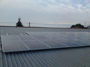 Suministro Tejado Fotovoltaico - 10kW