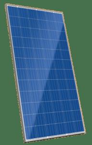 Ejemplo Panel solar policristalino