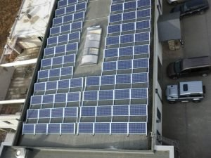 Suministro tejado fotovoltaico - 26kW - SolarWorld SW255
