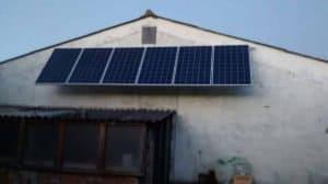 Proyecto fotovoltaica aislada 1.5kW