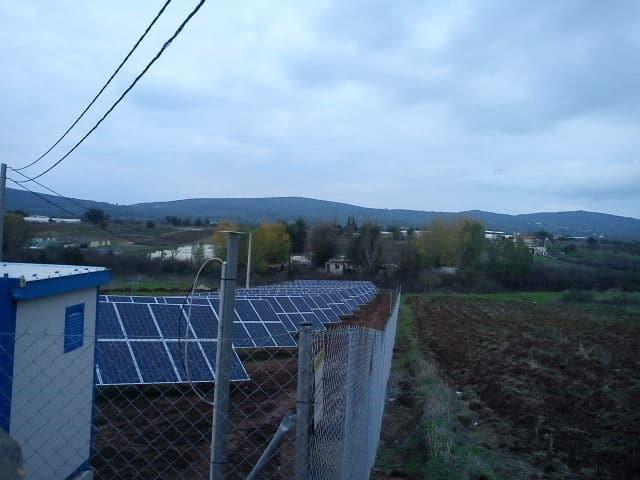 Suministro huerta fotovoltaica - 100kW - FuturaSun 250