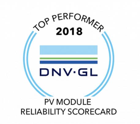 Sello DNV máximo rendimiento paneles solares fotovoltaicos SunPower
