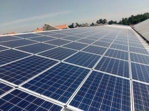 Suministro Proyecto Autoconsumo Fotovoltaico – 100kW