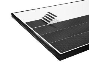 Detalle tecnología panel solar Sunpower P19