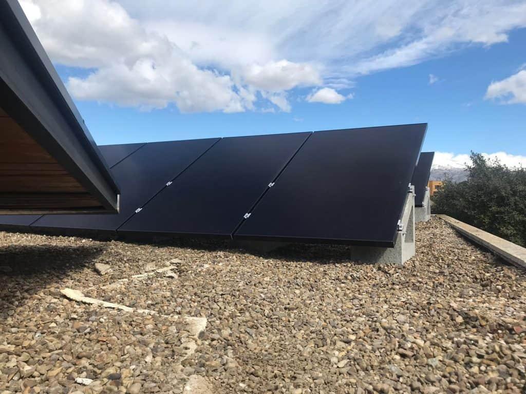 Instalación autoconsumo de 3,2kW en la Sierra de Madrid