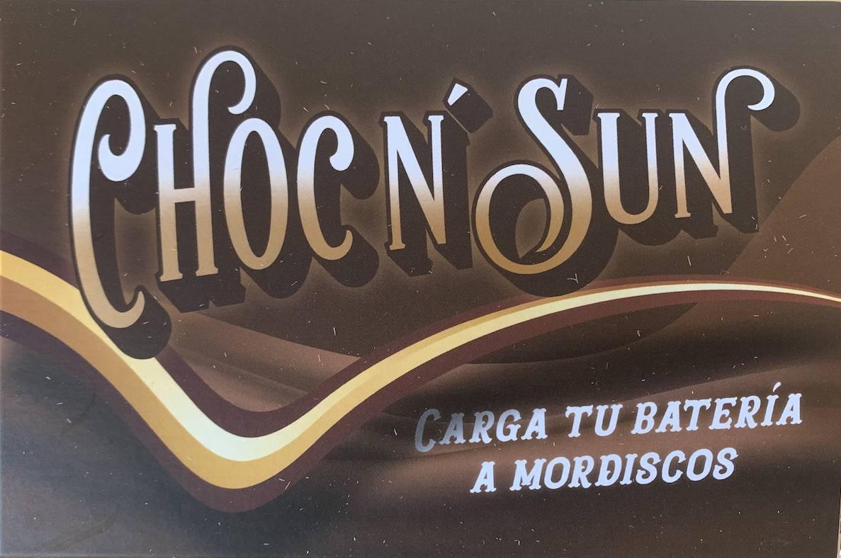 Choc N Sun, el panel solar por Navidad