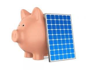 Invertir para ahorrar con energía solar