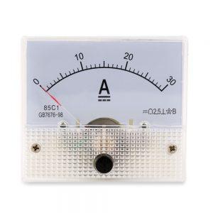 Amperímetro: Medidor de Amperios