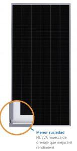 Placa Solar SunPower P3 410 COM