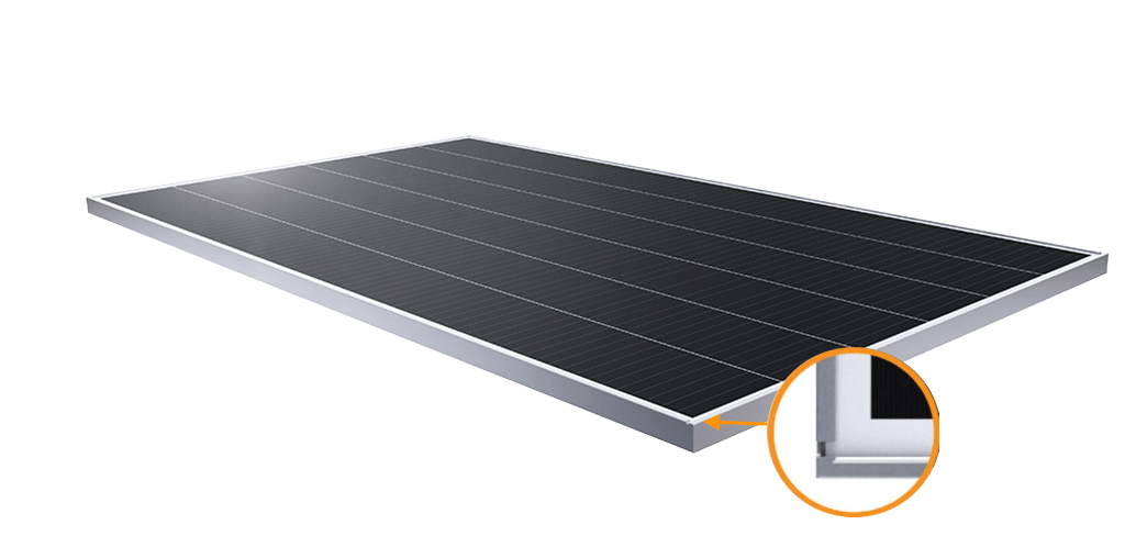 Placa solar Sun Power Performance P3 COM