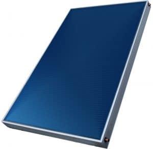 Panel solar térmico para ACS