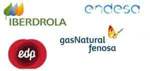 Principales comercializadoras de energía en España