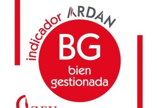 Indicador ARDAN - Empresa bien Gestionada