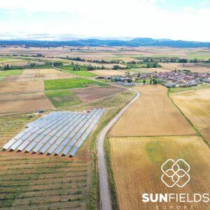 huerta solar 1MW