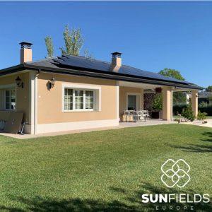 Instalación de autoconsumo fotovoltaico de 6kW en Madrid