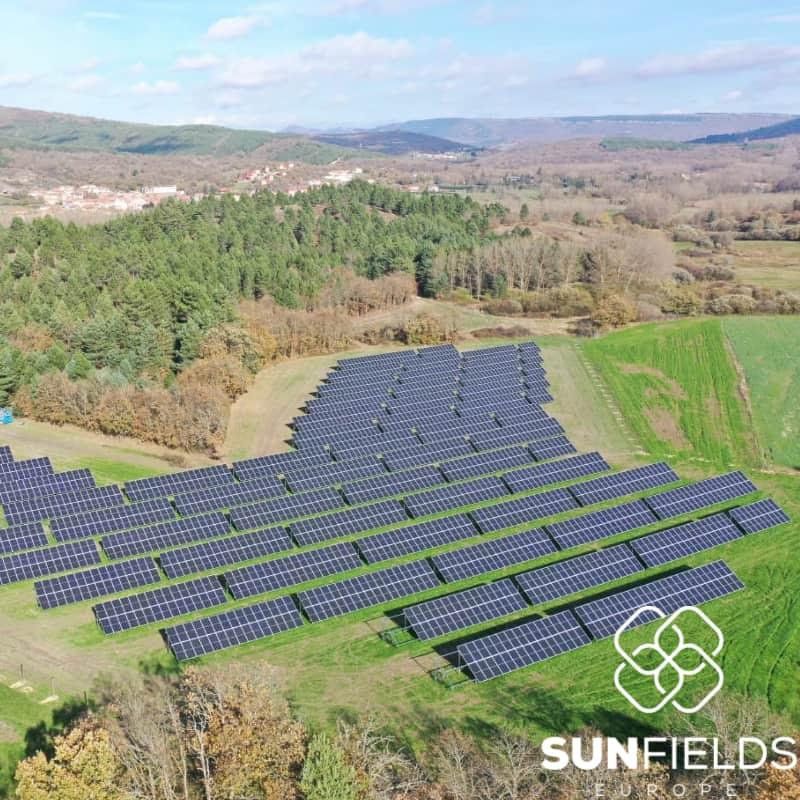 Suministro proyecto 1MW en Cantabria