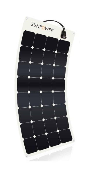 Panel solar flexible SunPower Flex 110W