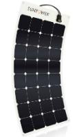 Panel solar flexible SunPower Flex 110W