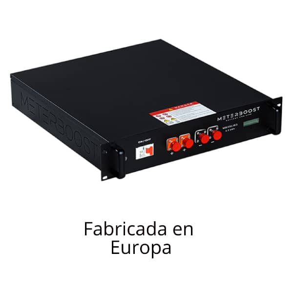 Modulo de bateria de litio Meterboost mb48li63v245