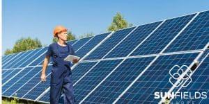 Materiales utilizados en instalaciones de energia solar