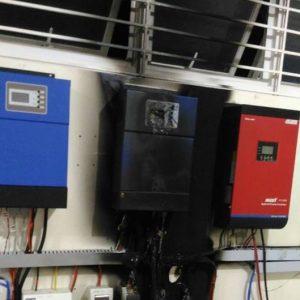 Problemas comunes con inversores solares de baja calidad